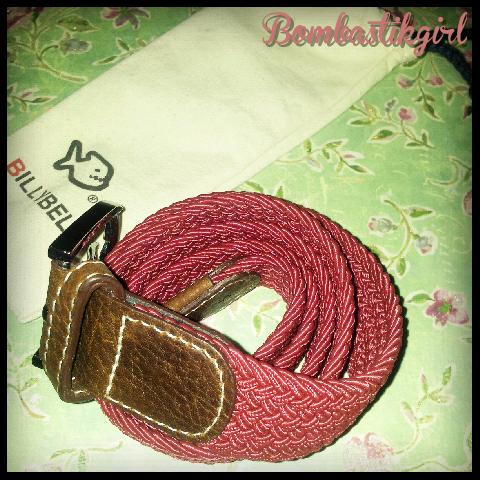 Des ceintures bien pratiques, adaptables à votre taille : BillyBelt