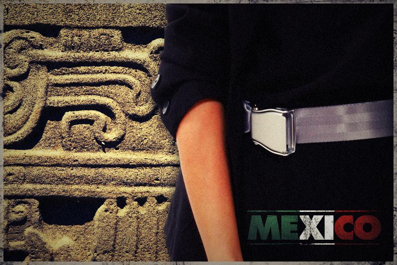 Fly-Belts, ou comment s'accessoiriser avec l'ambiance «attachez vos ceintures, nous allons décoller!»