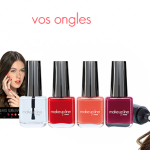 Le coffret de vernis de Make up line » est un indispensable!