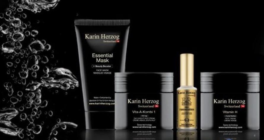 Une plus belle peau après l'»Essential Mask» de Karin Herzog