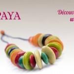 Bijoux d'ailleurs chez Coco Papaya