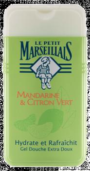 La douceur de «mandarine et citron vert» chez Le Petit Marseillais