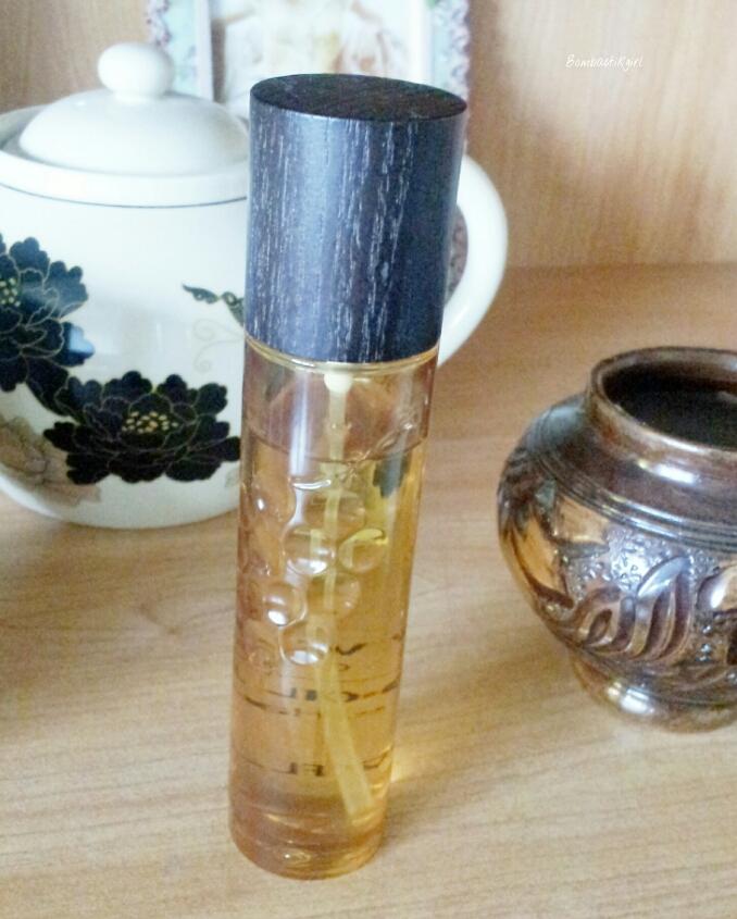huile divine de Caudalie