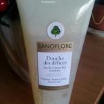 La douche des délice de chez Sanoflore, chez Beauty Shop