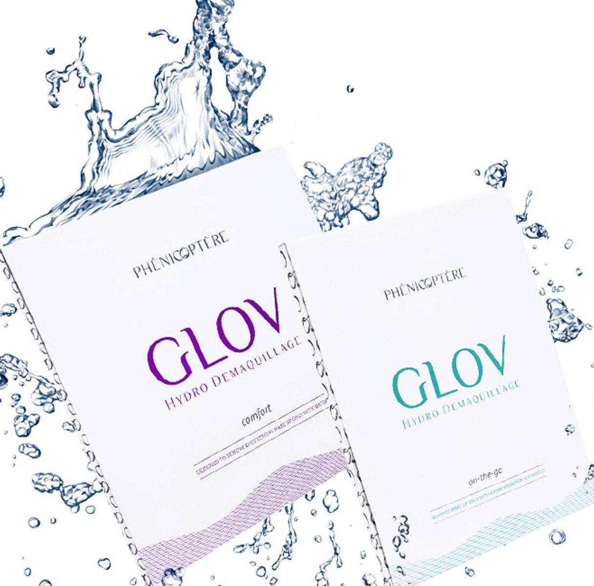 De la révolution dans le démaquillage grâce aux gants GLOV