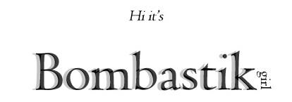 Bombastikgirl