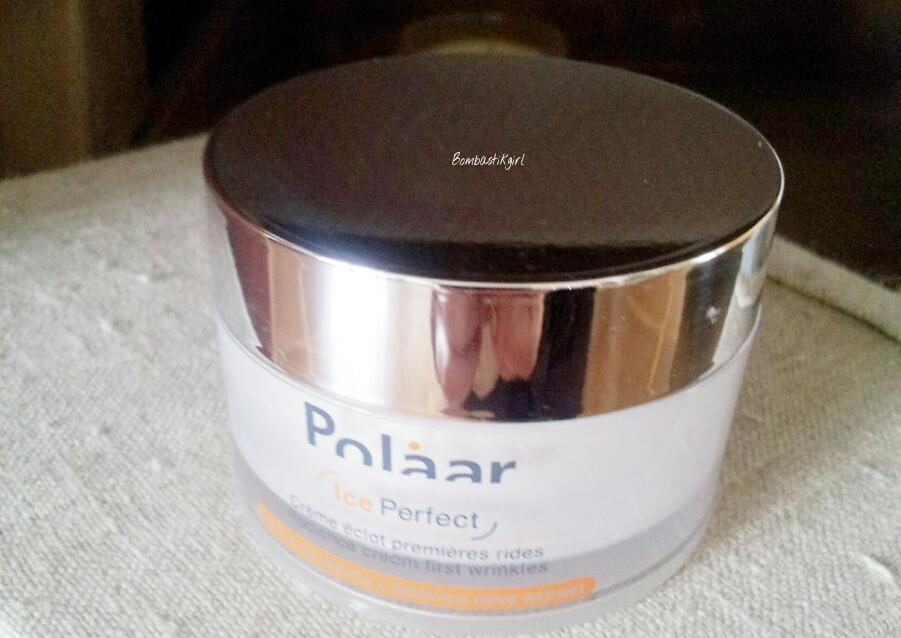 La crème éclat premières rides «Ice Perfect» de Polaar