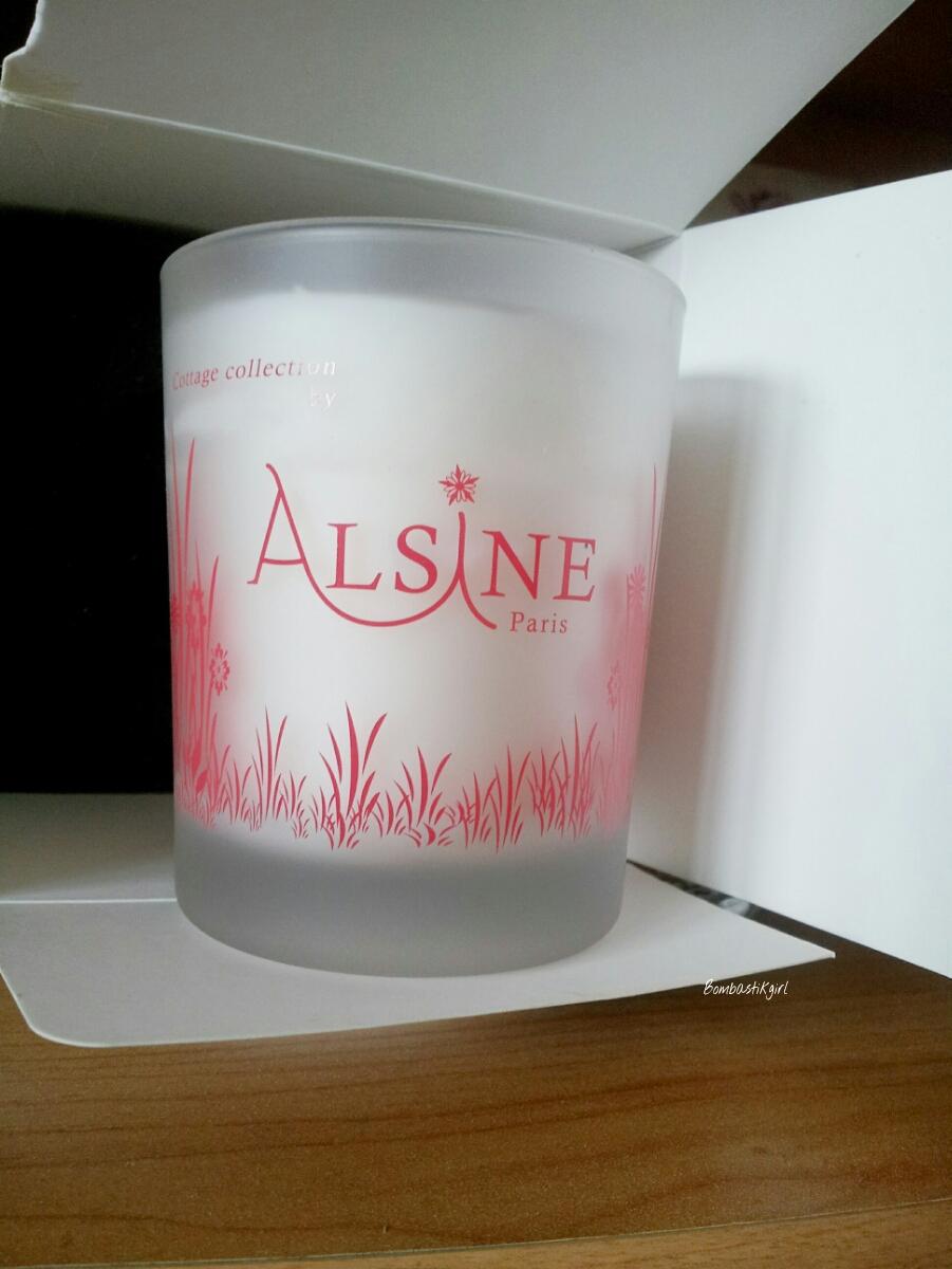 Alsine, la décoration olfactive