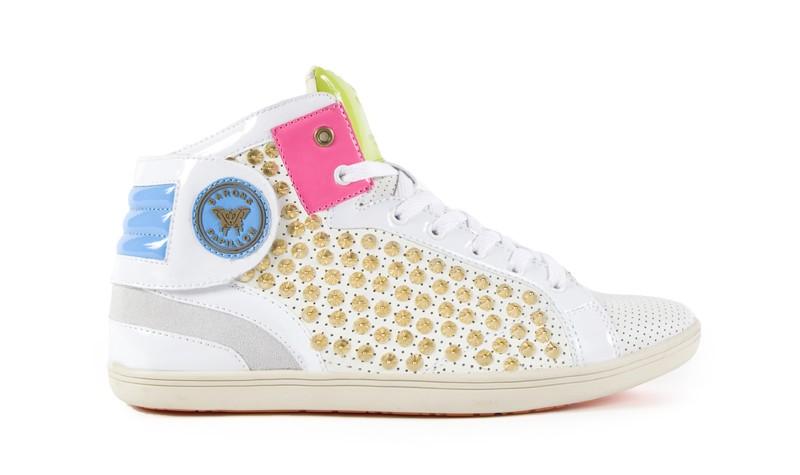 sneakers cloutés