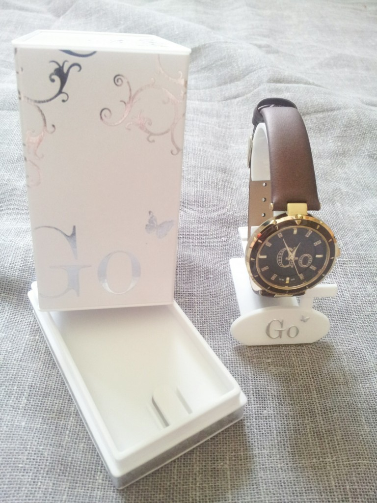 Des montres rien que pour les filles, Go Girl Only