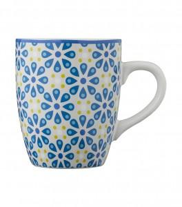 tasse bleue Hema