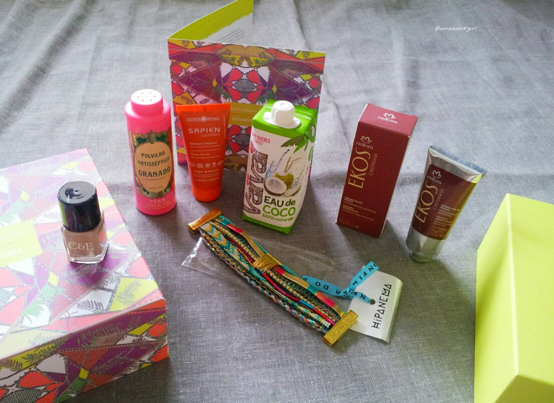 Birchbox Hipanema