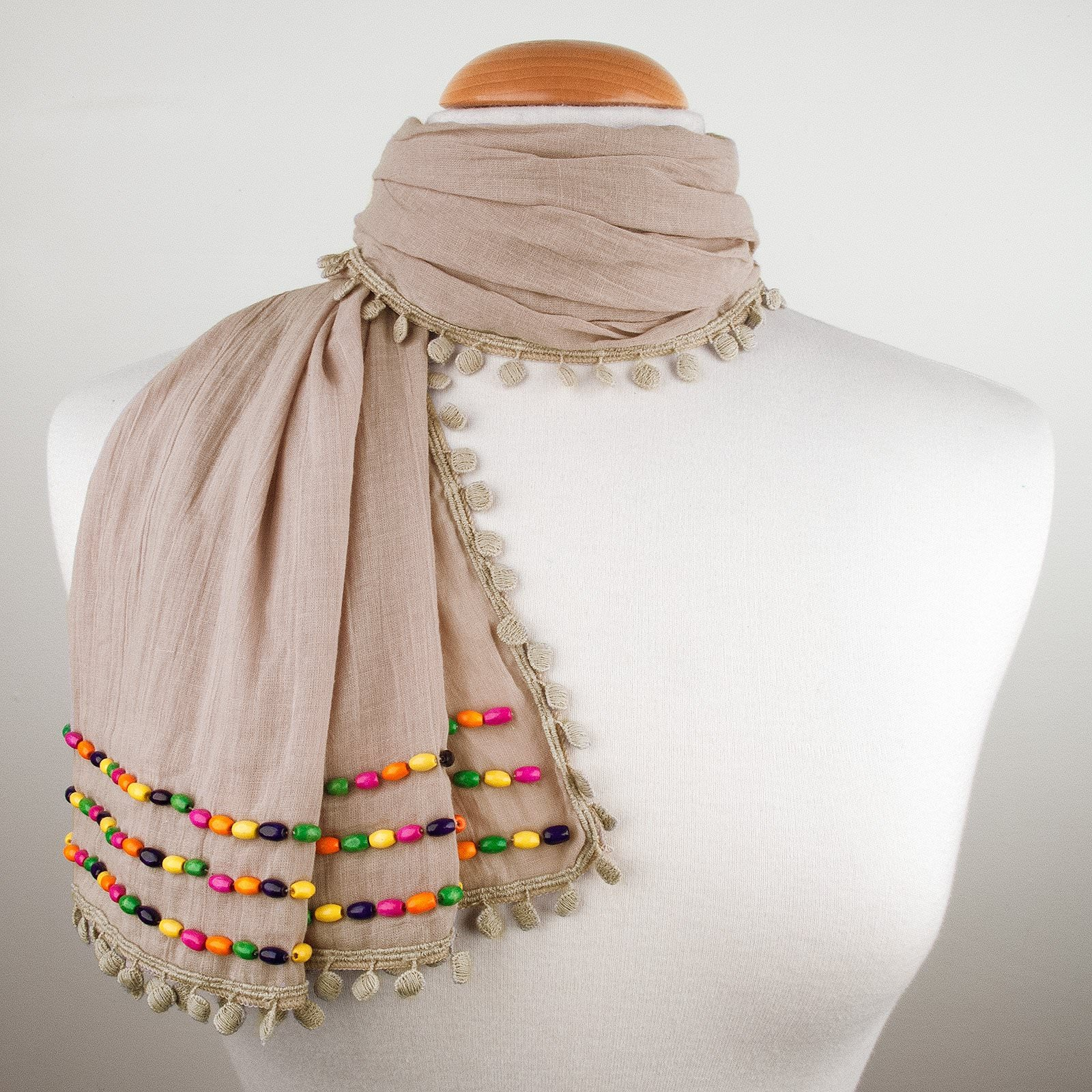 Allé du foulard