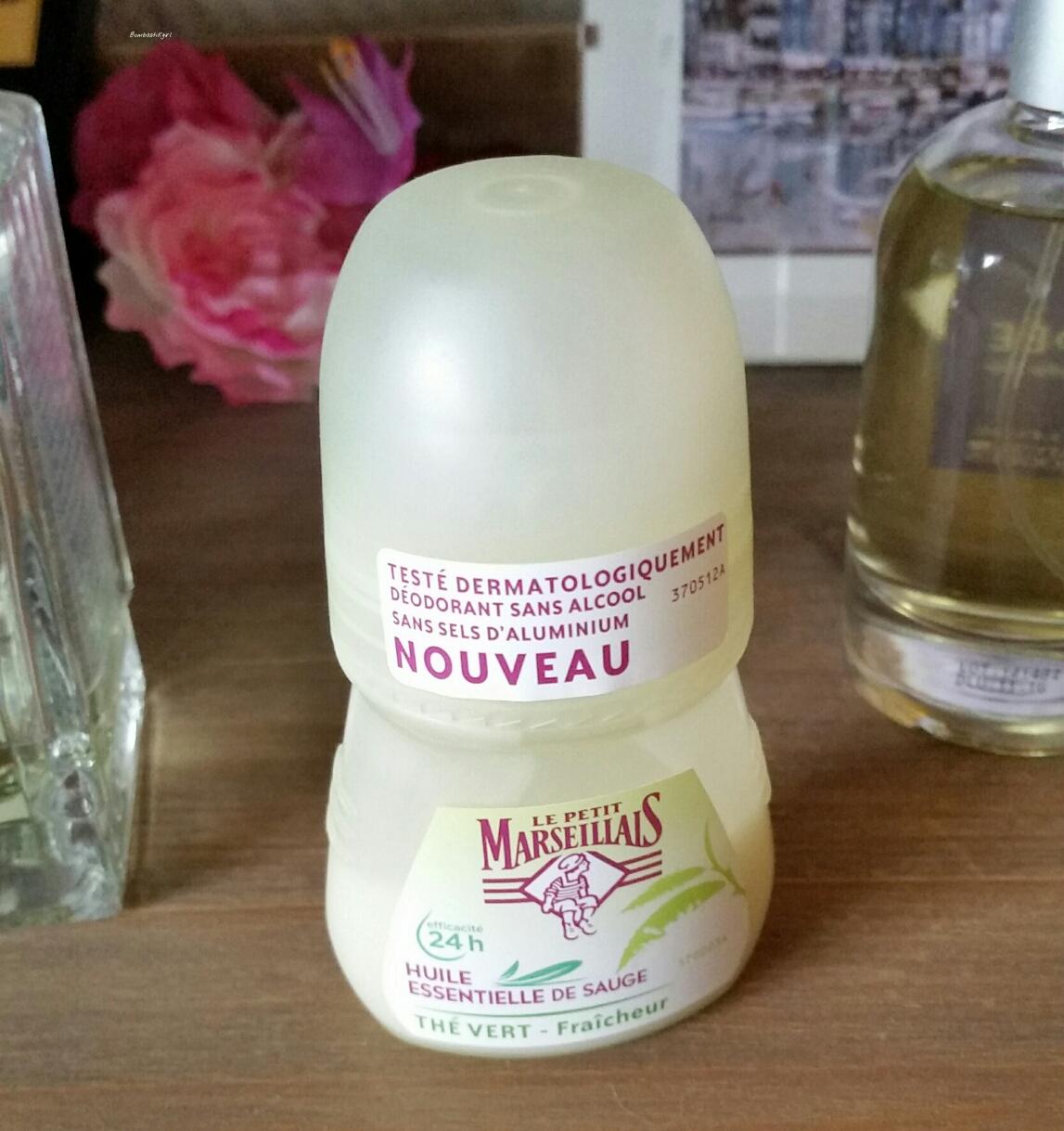 Le cas du déodorant fraîcheur thé vert Le Petit Marseillais