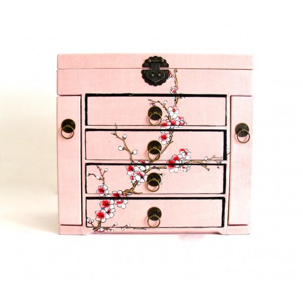 Ma boite pr cieuse test et avis - Fabriquer une boite a bijoux ...