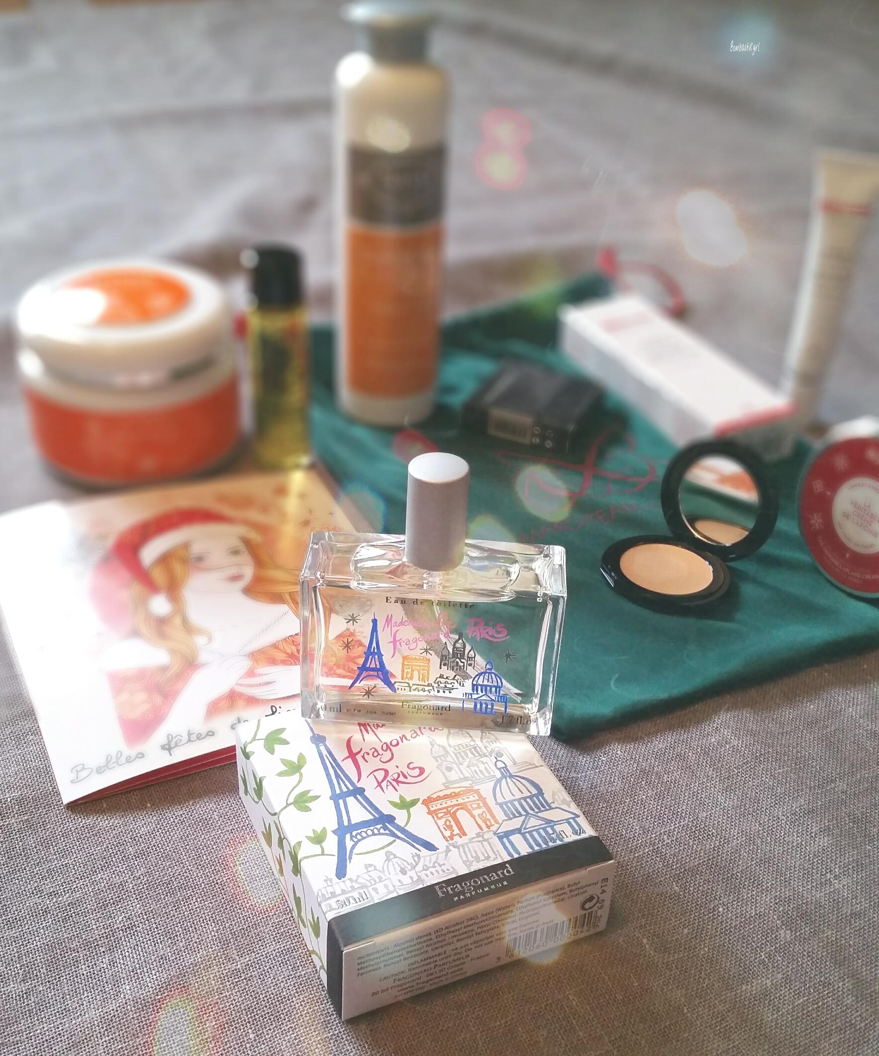 Ma Boîte à Beauté, pleine de surprises pour les fêtes