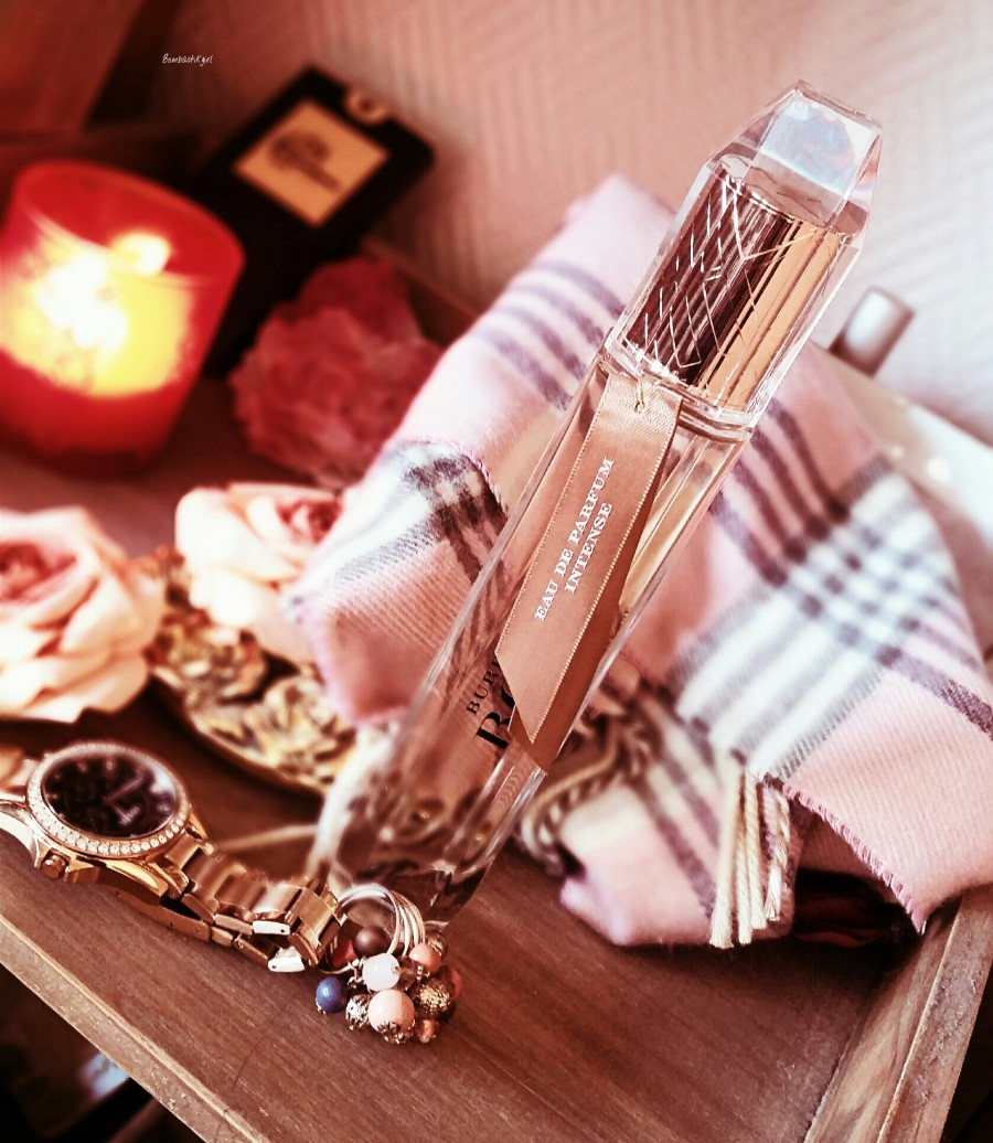 Le très trèèèèèèèès sensuel parfum Burberry Body Intense