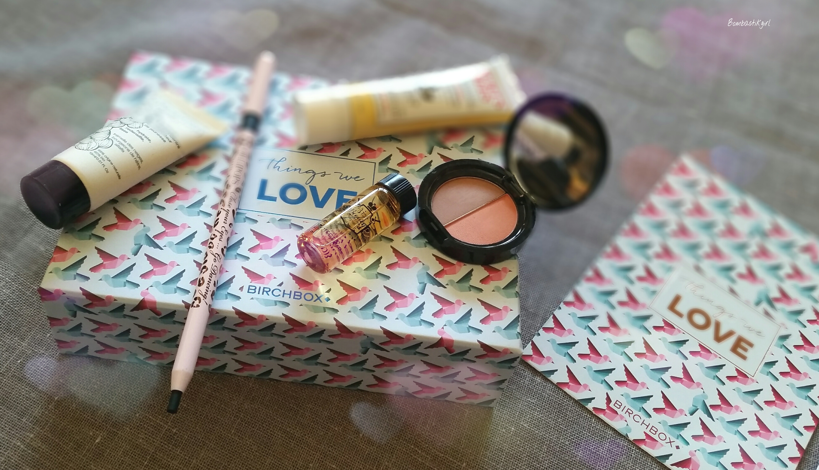 Things We Love, Birchbox