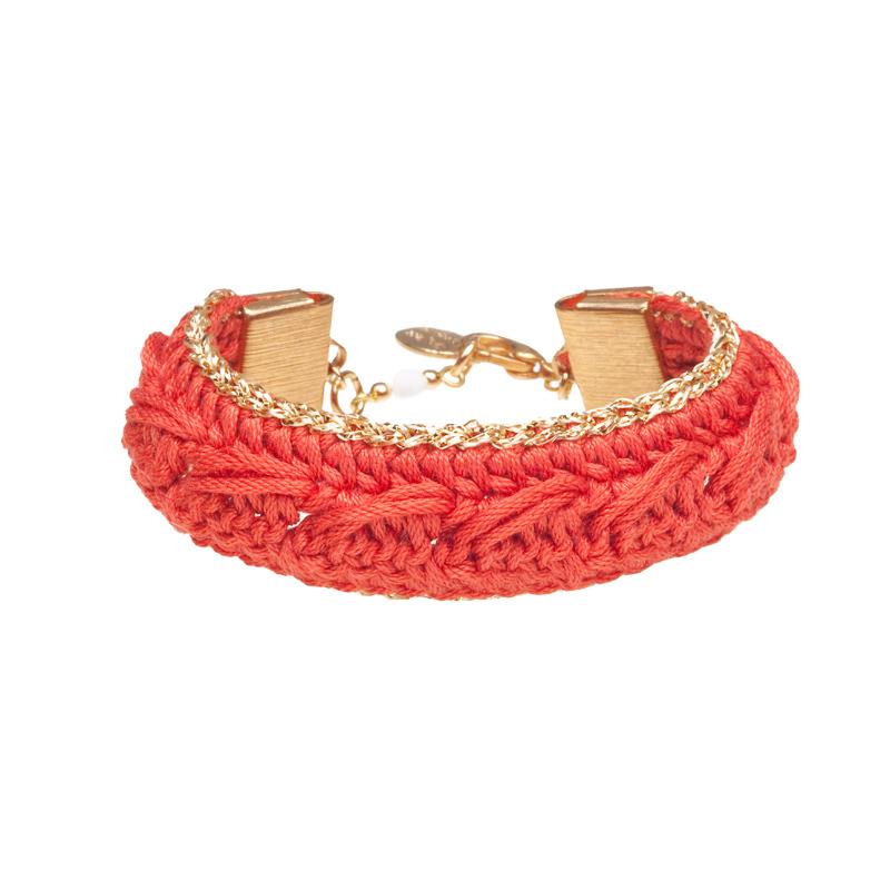 Concours pour gagner mon must-have de cet été, le bracelet en crochet Objets Obscurs
