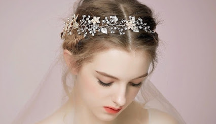 headband de mariage par odazz. Black Bedroom Furniture Sets. Home Design Ideas