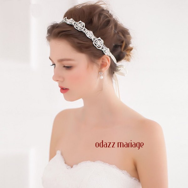 headband de mariage par odazz. Black Bedroom Furniture Sets. Home Design Ideas