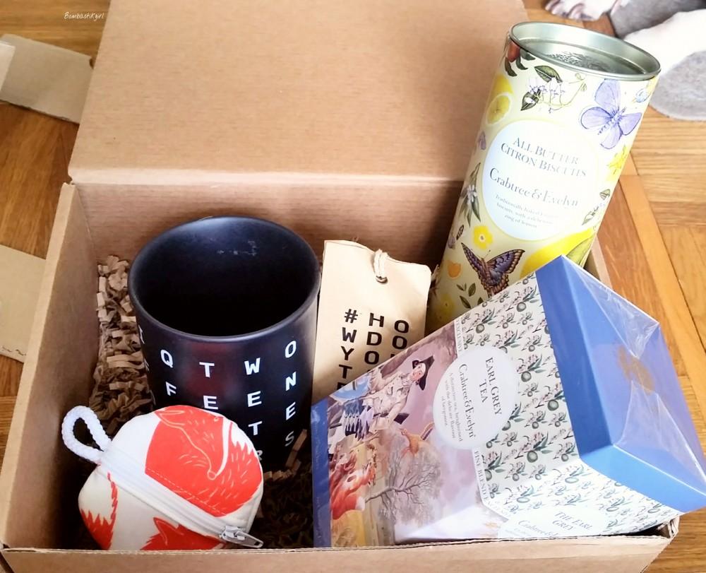 Une visite touristique dans une boîte : La Boxtrotter