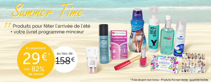 Betrousse Summer Time