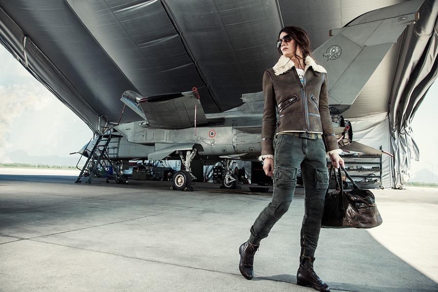 La plus belle des marques sportswear chic : Aeronautica Militare