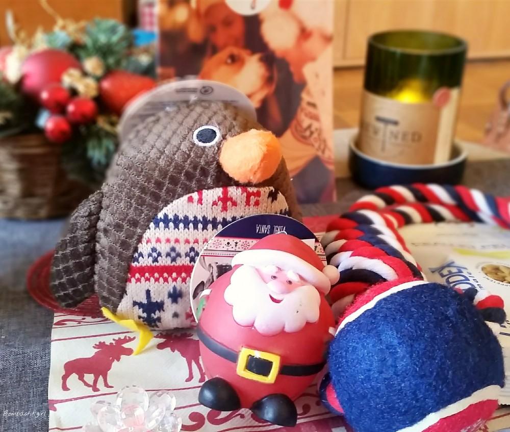 Merry Christmas by Woufbox, la boîte cadeau pour chien