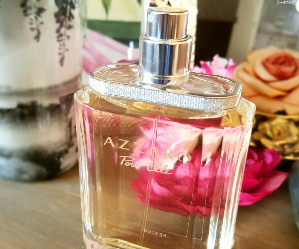 Azzaro pour Elle, accord délicat et fleuri