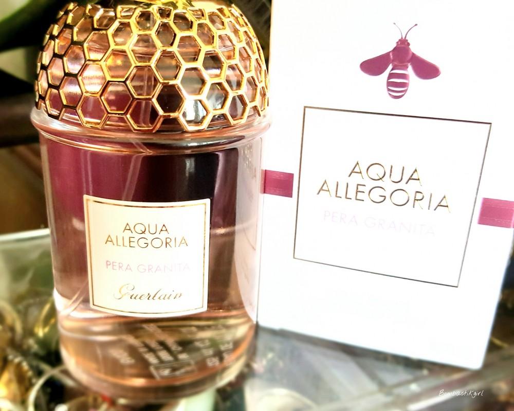 Pera Granita, la nouvelle Aqua Allegoria de Guerlain