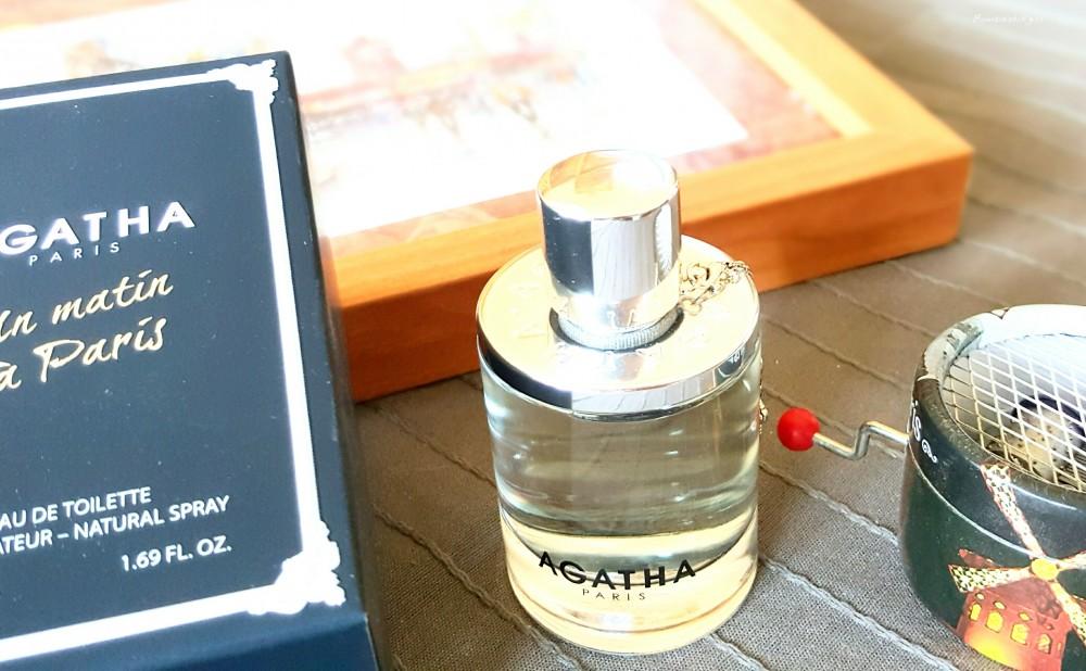 Gagner votre eau de toilette Agatha avec Destination Parfums (terminé)