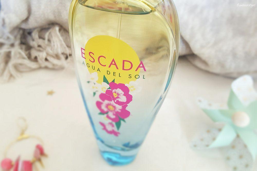 En attendant les beaux jours, Agua Del Sol de Escada