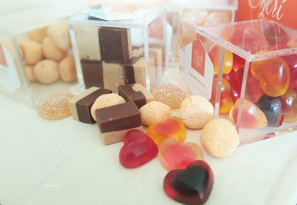 Des bonbons à déguster : Candy Chéri