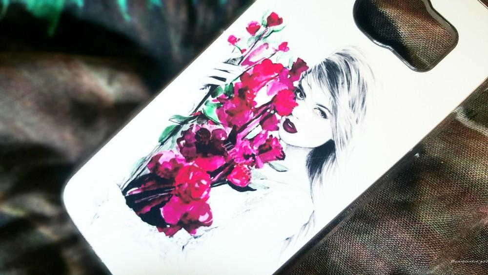 Une belle illustration sur mon portable, c'est possible grâce à Coqueo