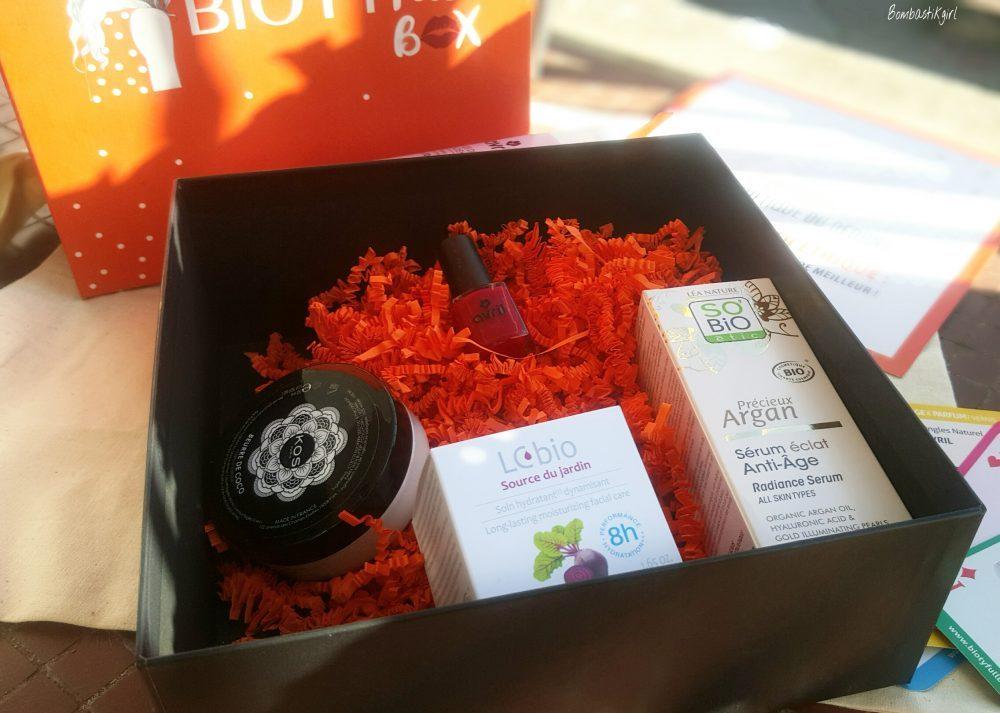 L'éthique Biotyfull Box, belle et efficace