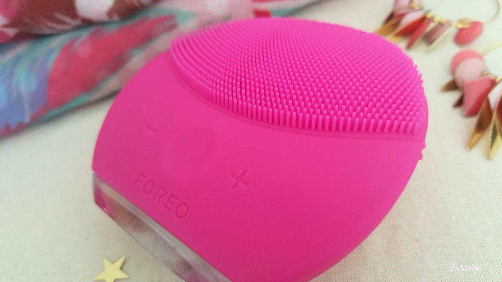 luna mini 2 brosse nettoyante pour le visage pr sentation test et avis. Black Bedroom Furniture Sets. Home Design Ideas
