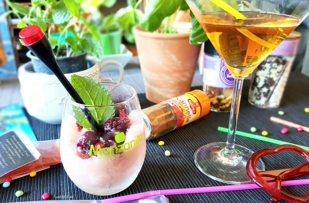 La fête à la maison avec la Box Cocktail Prêt à Savourer