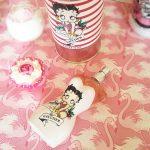 Betty Boop pose sur l'eau fraîche Classique de Jean Paul Gaultier