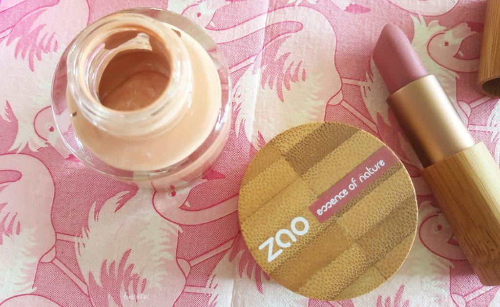 Zao maquillage bio : un large choix, acheter en ligne