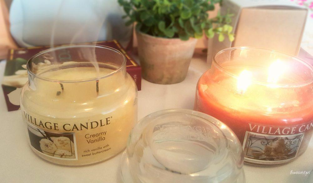 Amoureuse de bougies : Village Candle
