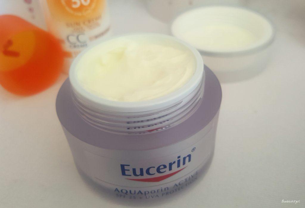 routine visage Eucerin