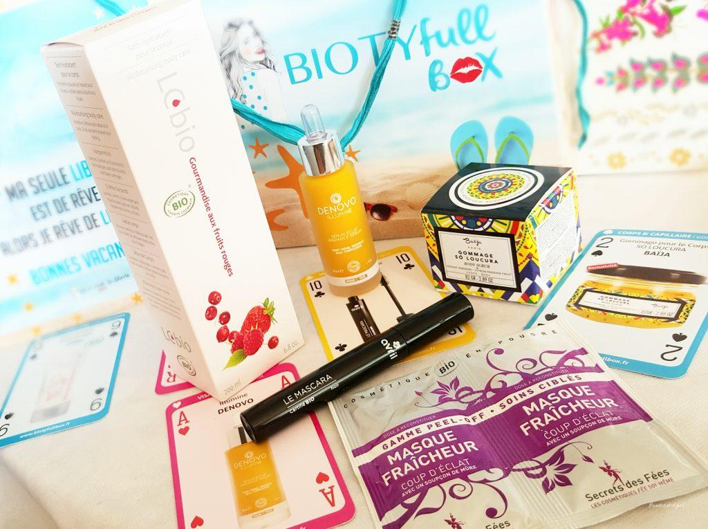La Liberté de Biotyfull Box