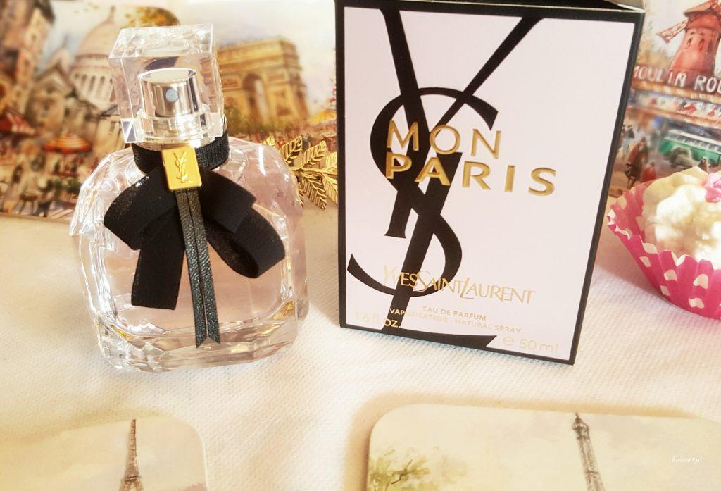parfum mon paris eau de parfum yves saint laurent beaut autos post. Black Bedroom Furniture Sets. Home Design Ideas