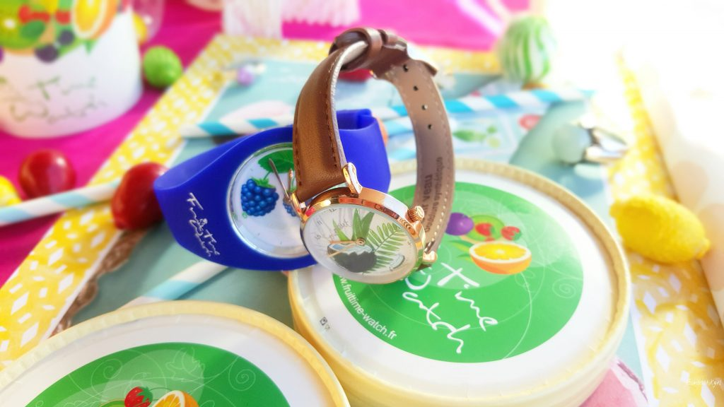 FruitTime Watch