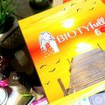 Biotyfull Box de août 2016, L'Evasion