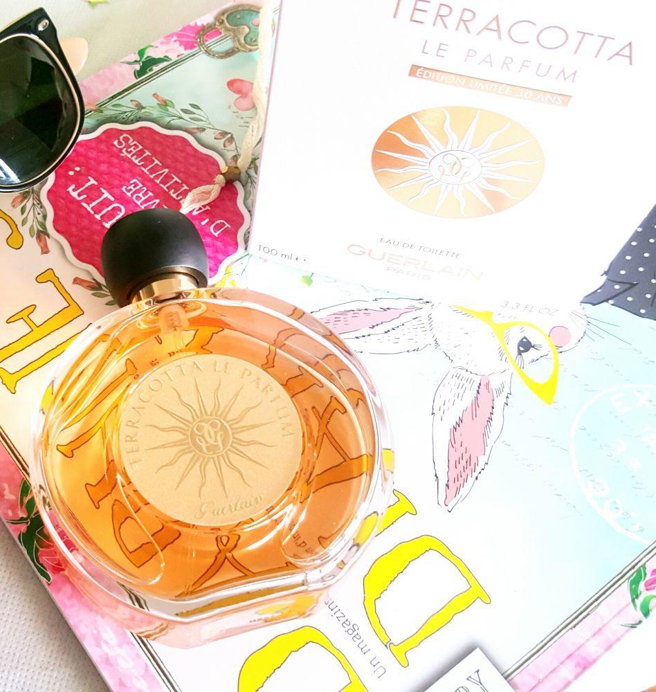 Terracotta, le Parfum, le soleil chic