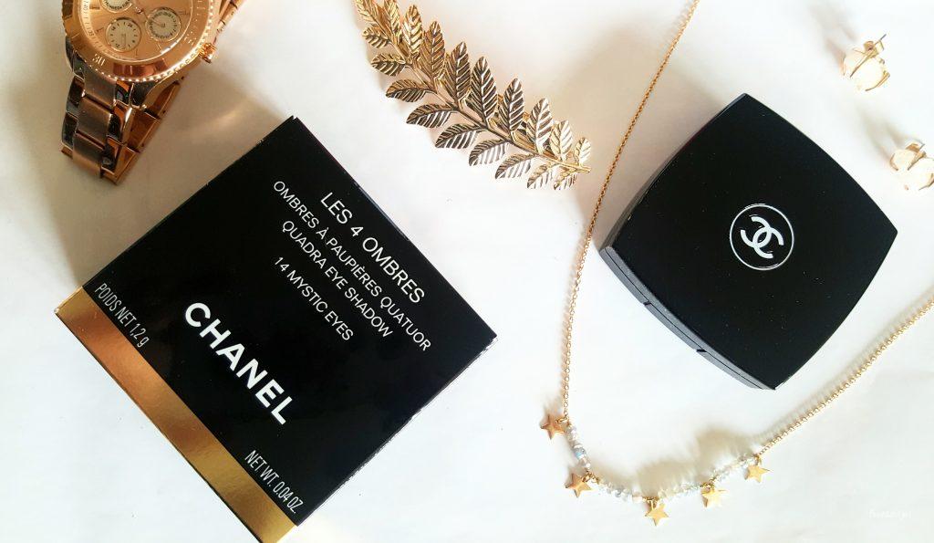 Les 4 Ombres de Chanel