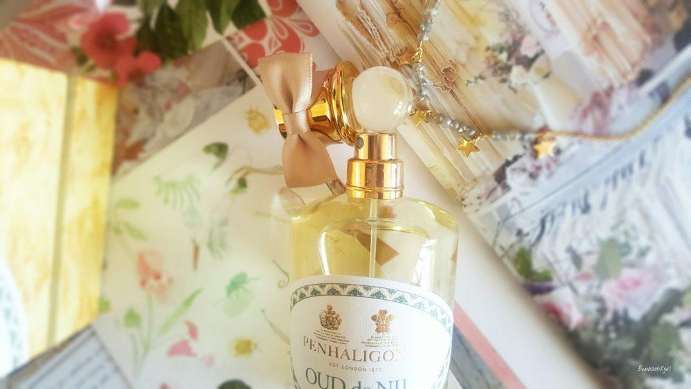 Oud de Nil de Penhaligon's, un voyage olfactif