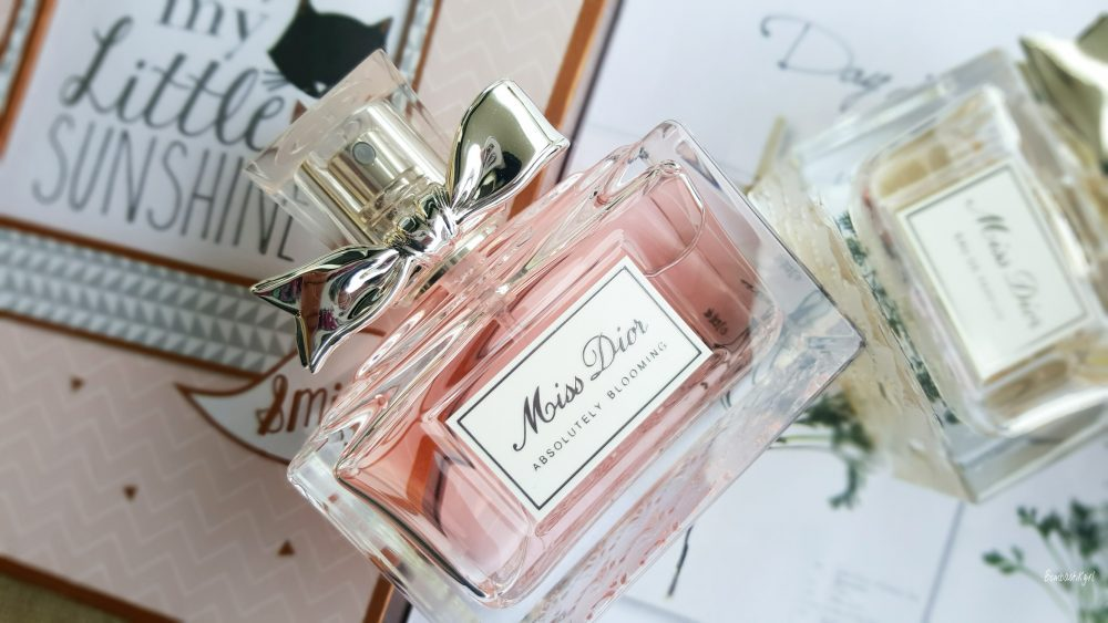 Absolutely Blooming de Miss Dior, une merveille